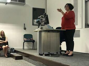 Kate Watkins speaker